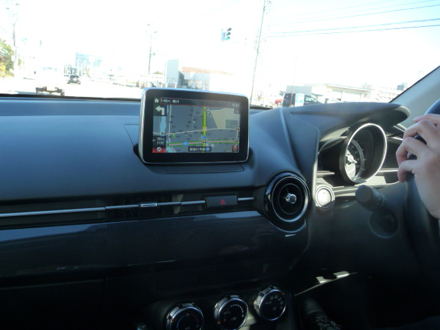 デミオディーゼル ドライブ