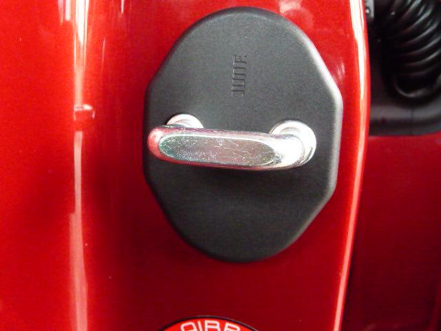 デミオ ドアロックカバーカスタムパーツG-18