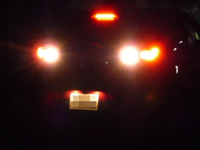 新型デミオ LEDライト