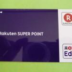 Edy-Rポイントカード