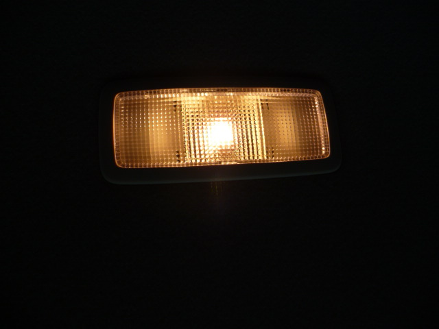 AXIS-PARTSLEDルームランプ