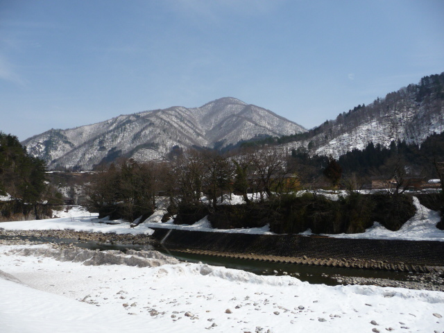 白川郷観光