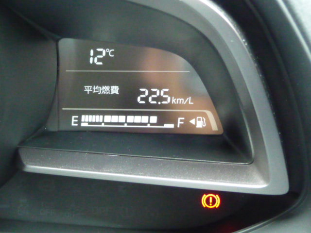 デミオ燃費