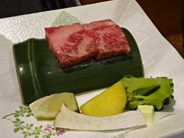 曲水の庭 ホテル玉泉 夕食