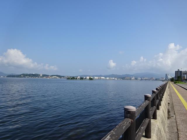 松江城観光 ちどり娘