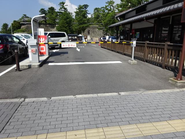 松江大手前駐車場