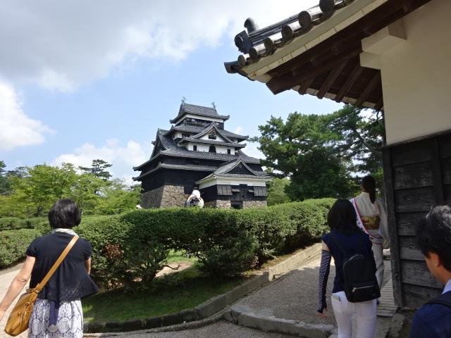 松江城 観光時間