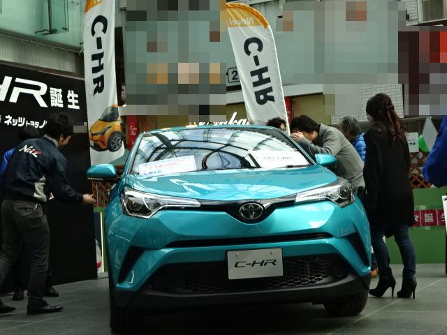 トヨタ CH-R