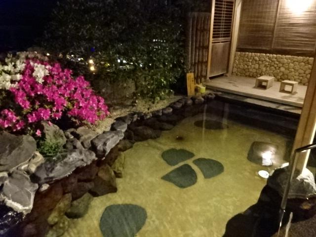 佳翠苑 皆美 風呂
